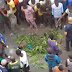 Riot Broke-out In Abule Egba, Lagos As Customs Officers Kill Suspected Rice Smuggler - Photos