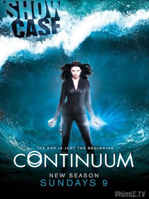 Phim Cổng thời gian (Phần 2) - Continuum (season 2) (2013)