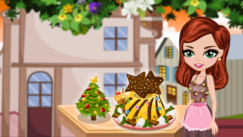android Christmas Pudding Ice Cream Screenshot 6