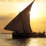 Stone Town (la mer) (Tanzanie)