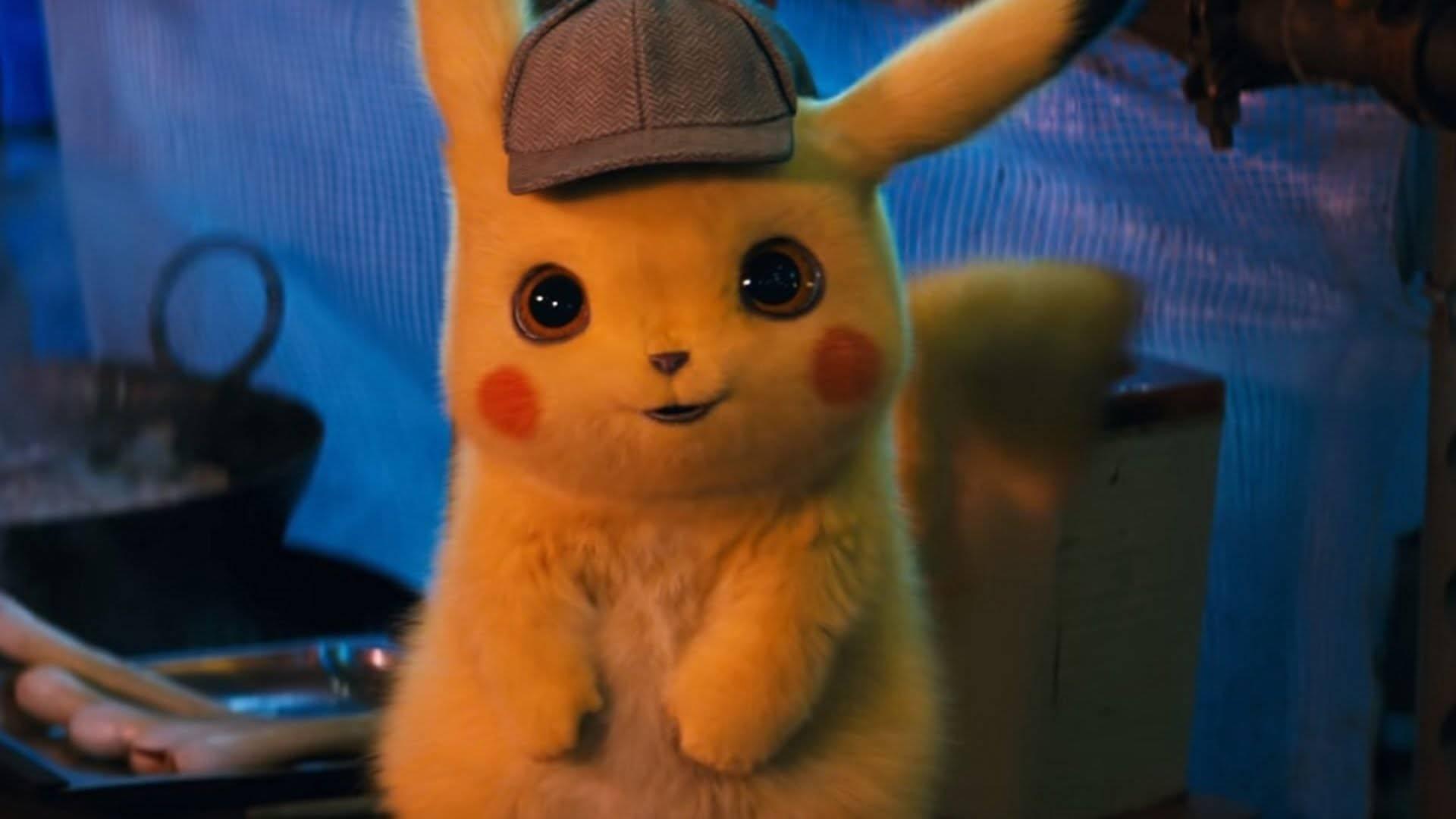 Detective Pikachu Hindi Dubbed