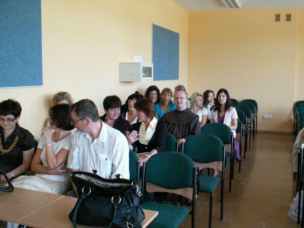 pierwsza konferencja w zespole szkół nr 2 - PICT0335_1.JPG