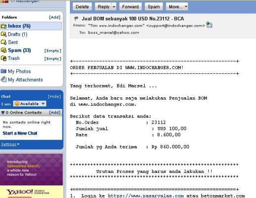 Cara withdraw profit forex