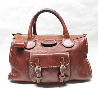 Chloé Edith Bowler Bag
