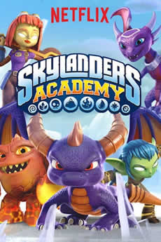 Baixar Série Skylanders Academy 3ª Temporada Torrent Grátis