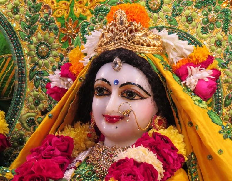 ISKCON Vallabh vidhyanagar Deity Darshan 11 jan 2017 (9)