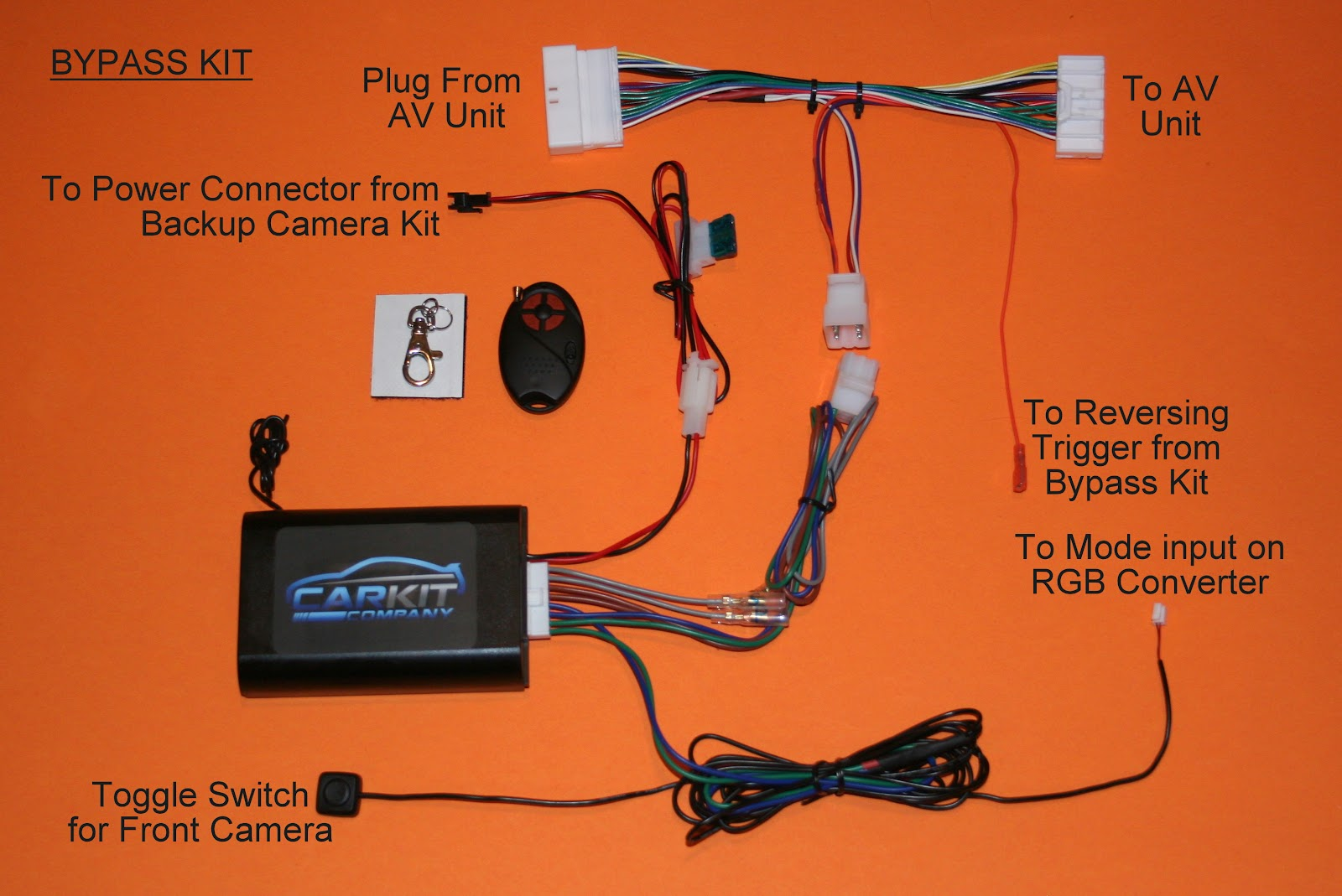 Rear camera remote bypass kit us200910 car kit company for us2009 10 cars please take a look at the newer v3 bypass kit for us2009 10 asfbconference2016 Gallery