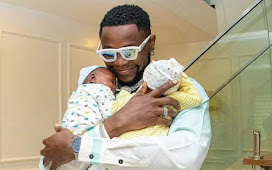 Kizz Daniel Loses one of his Triplets to the cold hands of Death days after safe delivery