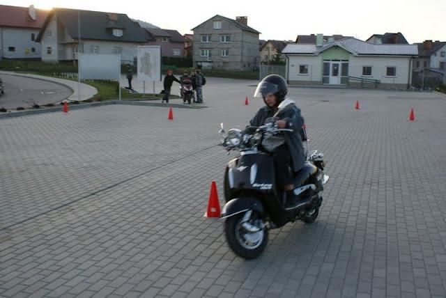 Karta motorowerowa Egzamin praktyczny - DSC01355_1.JPG