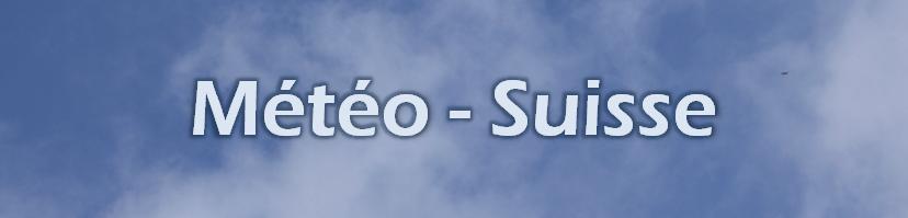 Météo - Suisse