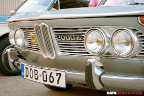 BMW 2000ti Grill