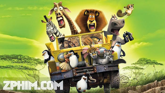 Ảnh trong phim Madagascar 2: Tẩu Thoát Đến Châu Phi - Madagascar: Escape 2 Africa 1