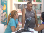 "Elisa Carvalho Bezerra ( Interglobal Alcantara ) Vendedora - TV LCD 32"""