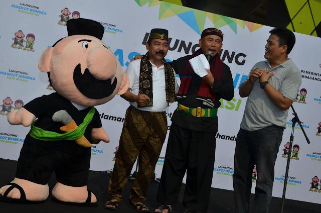 Kota Bekasi punya maskot