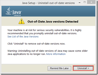Nadim's Blog: How to install Java Runtime Environment in