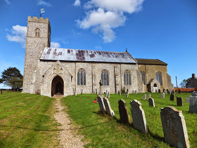 Knapton church
