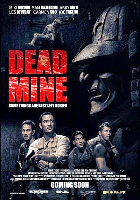 Filme Poster Dead Mine DVDRip XviD & RMVB Legendado