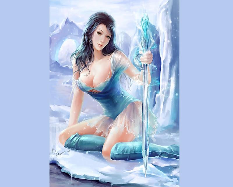 Life Of Cool Angel, Magic Beauties 5