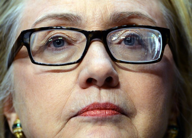 Hillary Clinton's criminal arrogance and incompetence