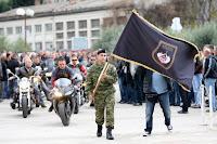 72. bojna Vojne policije proslavila svoju 20. obljetnicu
