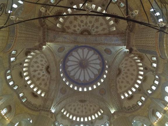Купол блакитної мечеті