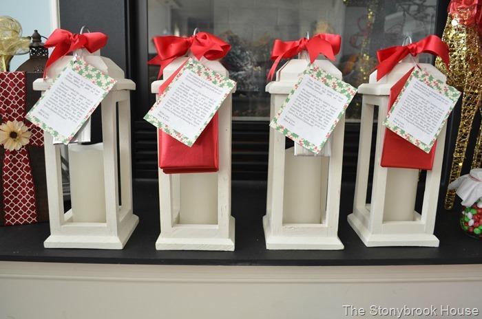 Christmas Lantern Gifts