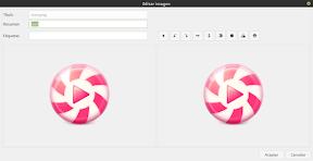Efectos Instagram en Google Fotos de la mano de Picapy para Ubuntu. Ventana de edición.