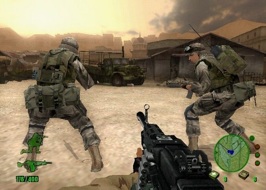 Delta Force Black Hawk Down ISO PC Games Download