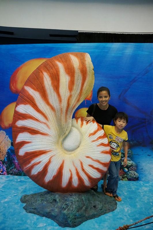 645 ไปเที่ยว หน้า Siam Ocean World