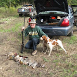 November 2009 -  @ Anderson Creek Hunting Preserve