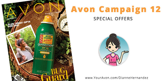 Avon Campaign 12 Special Offers