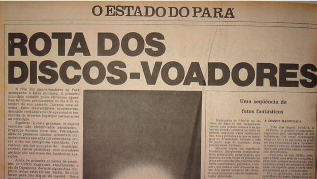 A maior operação militar brasileira para investigar discos voadores 03