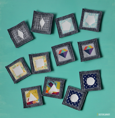 sewing matching game for kids