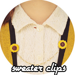 Collar Clips DIY