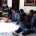 Memicu Tawuran dan Lemparan Batu, Puluhan Pelajar SMK Digiring ke Mapolsek Parungkuda