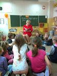 Cala  Polska czyta dzieciom...