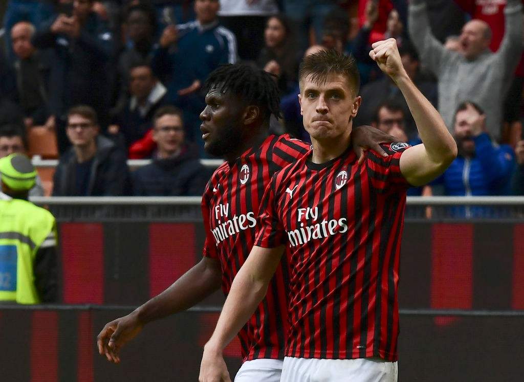 Hadapi Bologna, AC Milan Tak Lakukan Banyak Perubahan