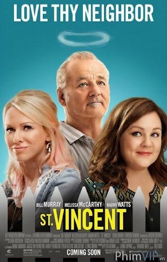 Vicent Và Anh Bạn Nhỏ - St. Vincent poster