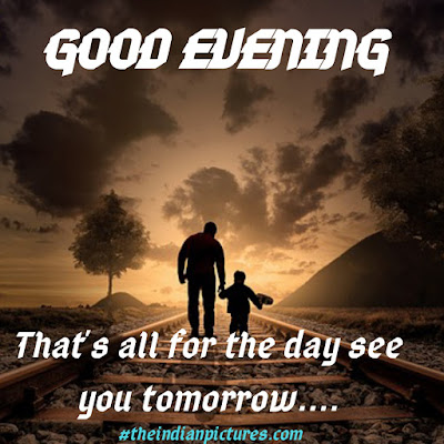 top good evening wishes images