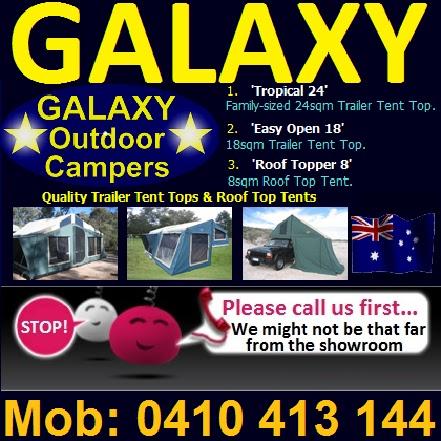 Galaxy Outdoor C&ers C&er Trailer Tents u0026 Roof Top Tents - Google+ & Galaxy Outdoor Campers Camper Trailer Tents u0026 Roof Top Tents ...