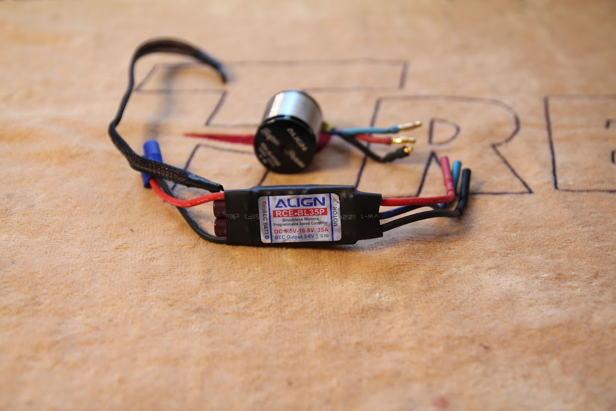 align esc to brushless motor wiring   35 wiring diagram