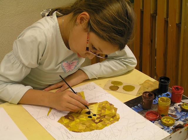 Kunstiosakonda sisseastunud laste pühitsemine 2011 - PA160031.JPG