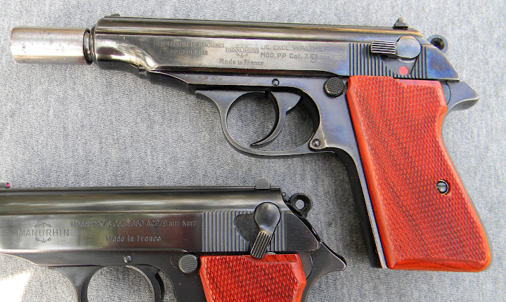 PPK owners: Measurements needed - WaltherForums