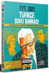 Benim Hocam Yayınları Türkçeyi Formülleştiren Hoca'dan 2021 TYT Türkçe Soru Bankası