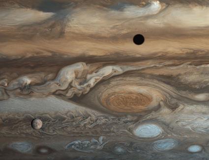 Europa e Júpiter