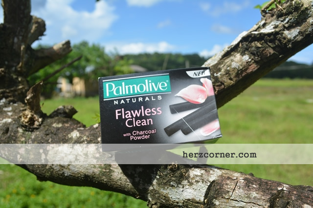 Palmolive Soap Flawless Clean with Charcoal Powder