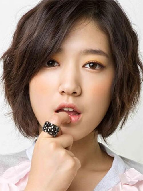 Best Collection of Trendy Korean Short Hairstyles 2018 ...