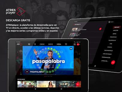 ATRESplayer – Series, películas y TV online 8