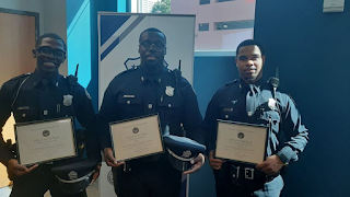 3 Atlanta police officers commended for response to Lenox security guard shooting