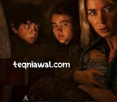 A Quiet Place Part II (2021) 91% - أفضل الأفلام الأجنبية